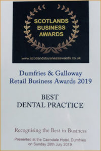 scotlands business awards best dental practice dentalbees dental practice